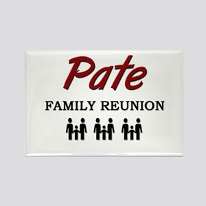 Pate Family Reunion Rectangle Magnet