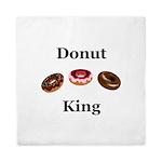 Donut King Queen Duvet