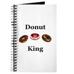Donut King Journal