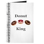 Donut King Journal