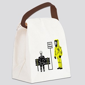 nuke Canvas Lunch Bag