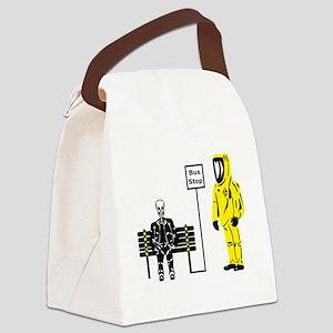 nuke Canvas Lunch Bag