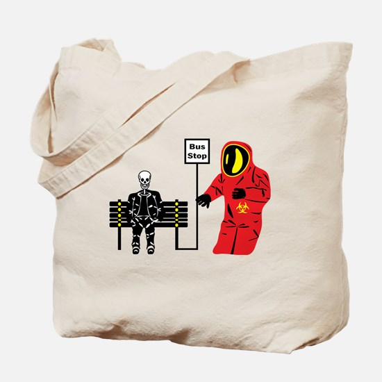 Funny Apocalyptic Tote Bag