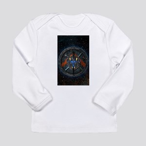 Spartan Diasporan Republic Emb Long Sleeve T-Shirt