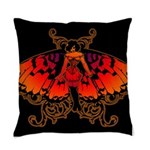 butterfly-woman_12x18 Master Pillow