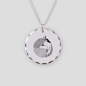 Possum on the Half Shell Necklace
