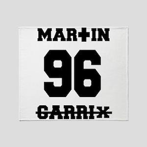 Garrix Throw Blanket