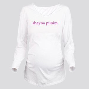 shaynapunim Long Sleeve Maternity T-Shirt