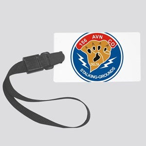 156th AVN Co Large Luggage Tag