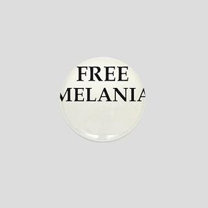 Free Melania Mini Button