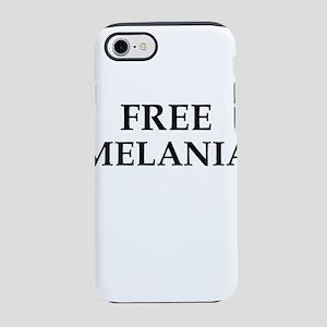 Free Melania iPhone 7 Tough Case