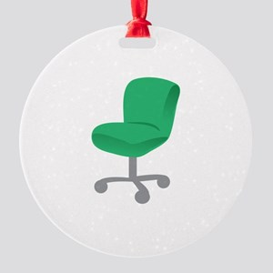 Office Chair Ornament