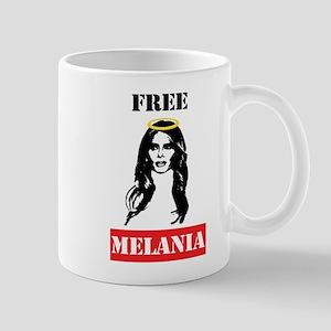 Free Melania Mugs