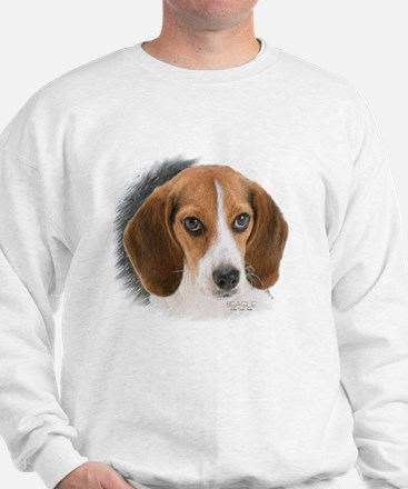 Beagle Close Up Sweatshirt