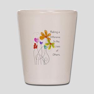 Caregiver Shot Glass