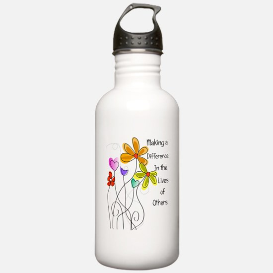 Caregiver Water Bottle