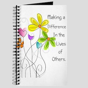 Caregiver Journal