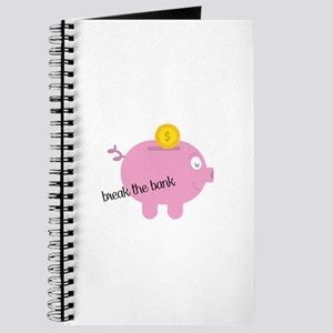 Break The Bank Journal