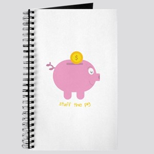 Stuff The Pig Journal