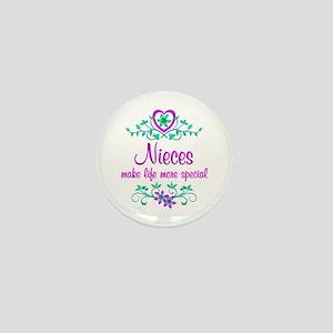 Special Niece Mini Button