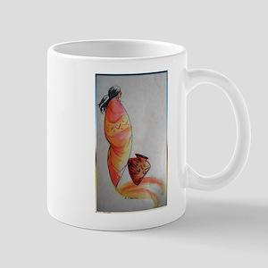 Native American, southwest art Mugs