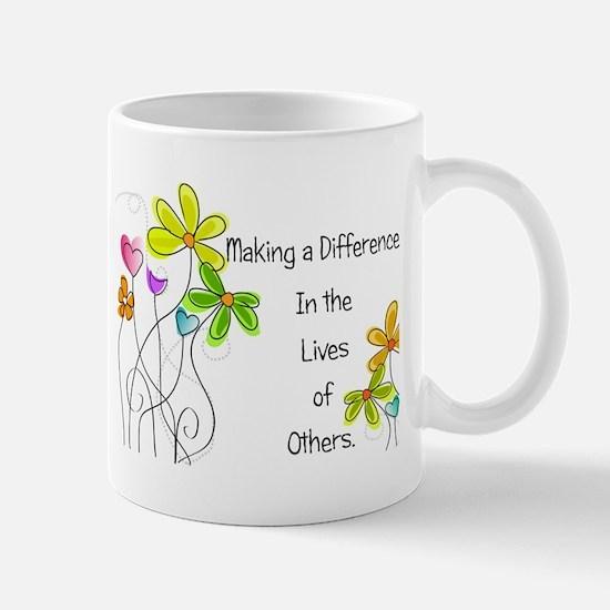 Caregiver Quote Mugs