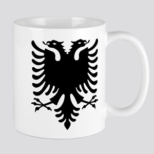 Double Headed Griffin Mugs