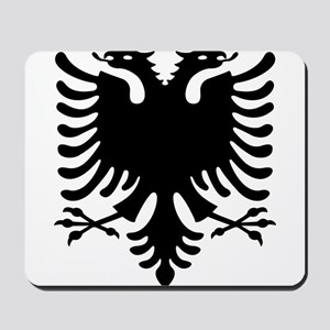 Double Headed Griffin Mousepad