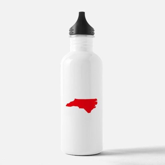 Unique North carolina Water Bottle