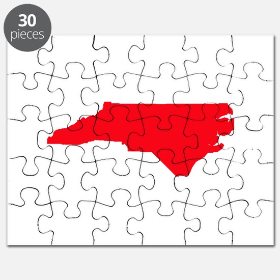 Cute Red state Puzzle