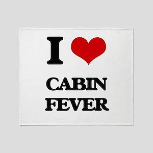 I love Cabin Fever Throw Blanket