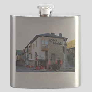 El Camino de Santiago de Compostela, Molinas Flask