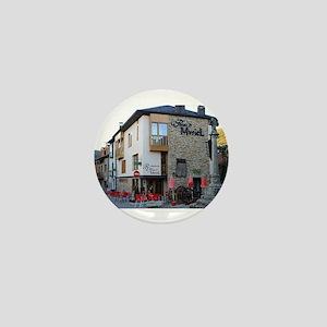 El Camino de Santiago de Compostela, M Mini Button