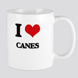 I love Canes Mugs