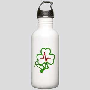 Shamrock Stethoscope H Stainless Water Bottle 1.0L