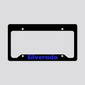 Silverado License Plate Holder