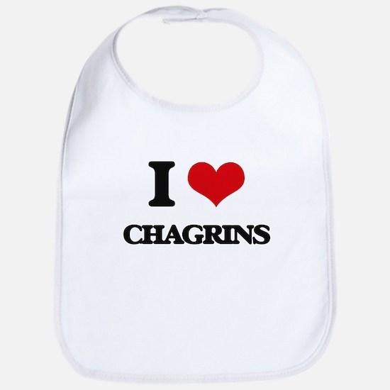 I love Chagrins Bib
