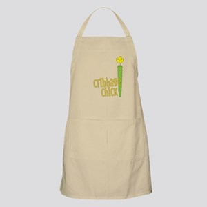 Cribbage Chick Light Apron