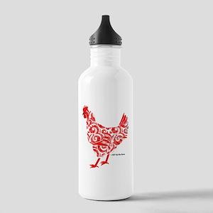 Red Hen Water Bottle