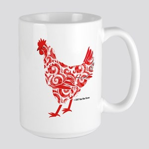 Red Hen Mugs
