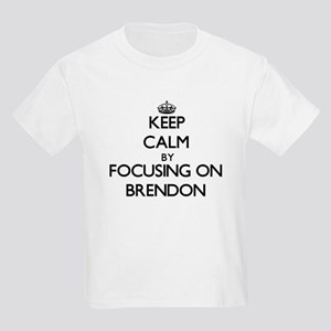 Keep Calm by focusing on on Bre T-Shirt