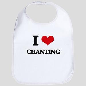 I Love Chanting Bib