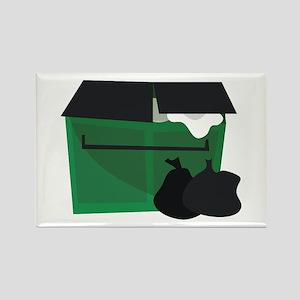Garbage Dumpster Magnets