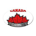 SAFE Logo 2010 v8 no CANADA Wall Decal