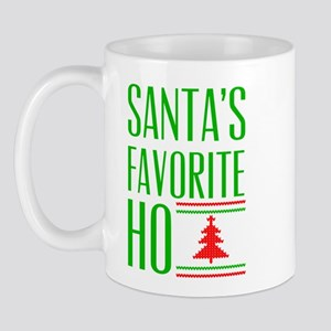 Santa's Favorite Mugs