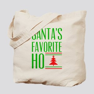 Santa's Favorite Tote Bag