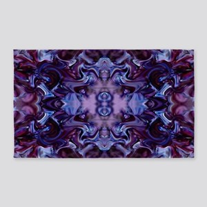 Deep Purple Area Rug