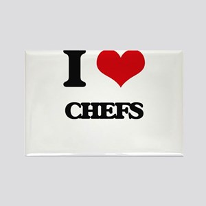 I love Chefs Magnets