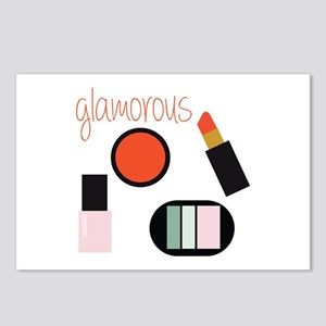 Glamorous Postcards (Package of 8)