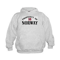 Property Of Norway Hoodie